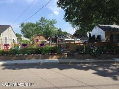 Kalamazoo Single Family Home For Sale: 1611 Palmer Avenue