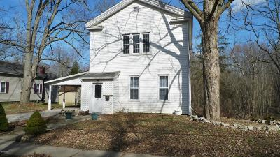 Union City Single Family Home For Sale: 514 N Broadway Street