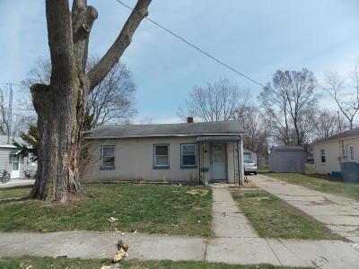 Bronson Single Family Home For Sale: 322 Shaffmaster Avenue