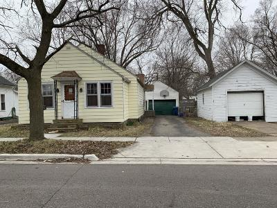 Coldwater Single Family Home For Sale: 113 Pierson Street