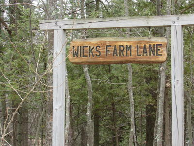 Antrim County, Benzie County, Charlevoix County, Clare County, Emmet County, Grand Traverse County, Kalkaska County, Lake County, Leelanau County, Manistee County, Mason County, Missaukee County, Osceola County, Roscommon County, Wexford County Residential Lots & Land For Sale: 8292 W Wicks Farm Lane
