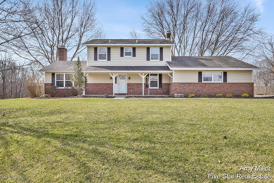 Grand Rapids, East Grand Rapids Single Family Home For Sale: 7010 Kilmer Drive SE