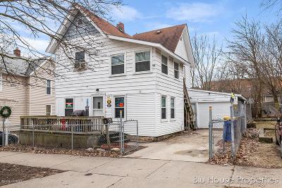 Single Family Home For Sale: 112 Fairbanks Street NE