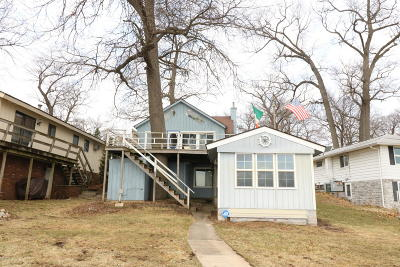 Dowagiac Single Family Home For Sale: 31167 County Line Rd.
