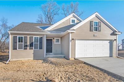 Mattawan Single Family Home For Sale: 59436 Silvergrass Drive
