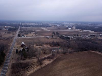 Isabella County Residential Lots & Land For Sale: Parcel 2 S Crawford Road