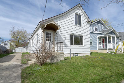 Single Family Home For Sale: 719 Crofton Street SW