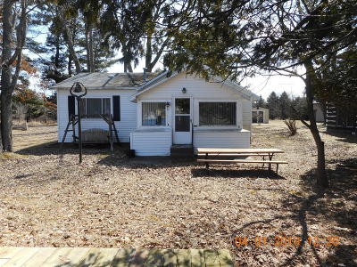 Six Lakes Single Family Home For Sale: 961 Coolidge