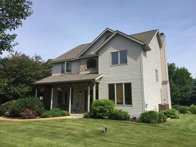 Schoolcraft Single Family Home For Sale: 5756 Woodbrook