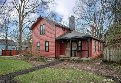 Caledonia Single Family Home For Sale: 7518 68th St Street SE