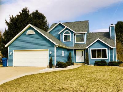 Portage Single Family Home For Sale: 7069 Moorsbridge Road