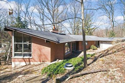 Kalamazoo Single Family Home For Sale: 2125 Crosswind Drive
