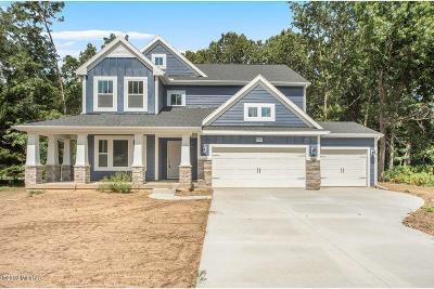 Kalamazoo Single Family Home For Sale: 5710 Blue Jay Drive