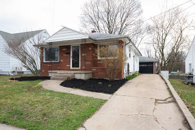 Grand Rapids Single Family Home For Sale: 1318 Garfield Avenue NW