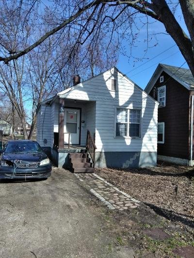 Ingham County Single Family Home For Sale: 235 S Francis Avenue