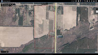 Oceana County Residential Lots & Land For Sale: #3 Vl W Jefferson Road