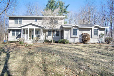 Spring Lake Single Family Home For Sale: 18120 Trudy Drive