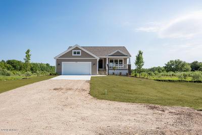 Spring Lake Single Family Home For Sale: 14712 Leonard Road #Lot 3