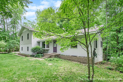 Single Family Home For Sale: 11003 12th Avenue NW