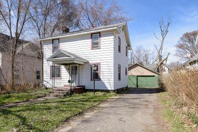 Kalamazoo Single Family Home For Sale: 511 Reed Avenue