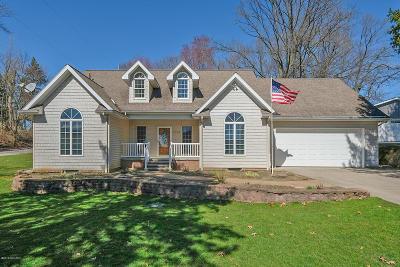 Delton Single Family Home For Sale: 7036 Division Avenue