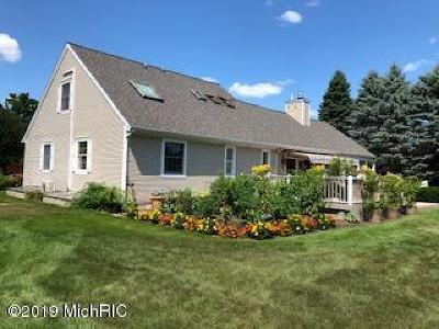 Benzie County, Charlevoix County, Clare County, Emmet County, Grand Traverse County, Kalkaska County, Lake County, Leelanau County, Manistee County, Mason County, Missaukee County, Osceola County, Roscommon County, Wexford County Single Family Home For Sale: 320 Petrie Road