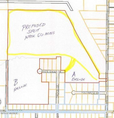 Muskegon Residential Lots & Land For Sale: N Mill Iron Road