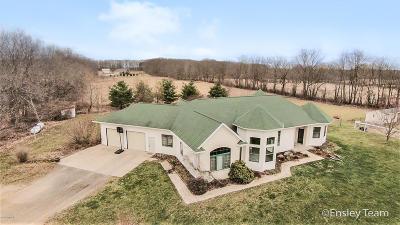 Single Family Home For Sale: 10655 Moran Street NE