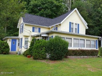 Watervliet Single Family Home For Sale: 5454 N Watervliet Road