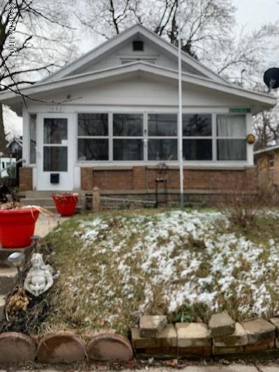 Grand Rapids Single Family Home For Sale: 1062 Dickinson Street SE