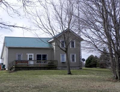 Bronson Single Family Home For Sale: 1081 Gibbs Road
