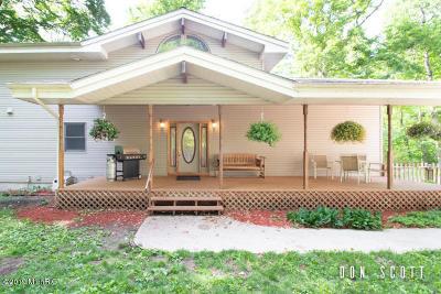 Fremont Single Family Home For Sale: 10600 S Filbert Avenue Avenue