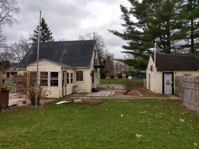Kalamazoo Single Family Home For Sale: 2830 Onondaga Avenue