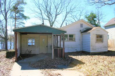 Single Family Home For Sale: 5081 N Shore Drive
