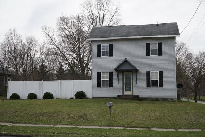 Branch County Single Family Home For Sale: 209 St Joseph Street