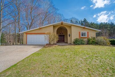 Grand Haven Single Family Home For Sale: 17300 Timber Dunes Drive