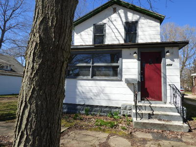 Niles Single Family Home Active Backup: 509 Cherry Street
