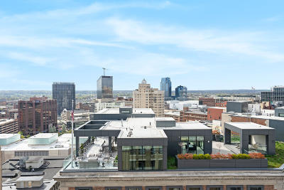 Grand Rapids Condo/Townhouse For Sale: 60 Monroe Center Street NW #7D