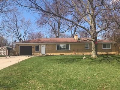 Single Family Home For Sale: 6723 12th Avenue