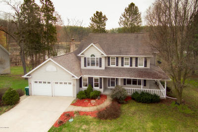 Richland Single Family Home For Sale: 9220 Cotters Ridge Road