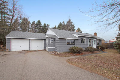 Ludington Single Family Home For Sale: 71 S Meyers Road
