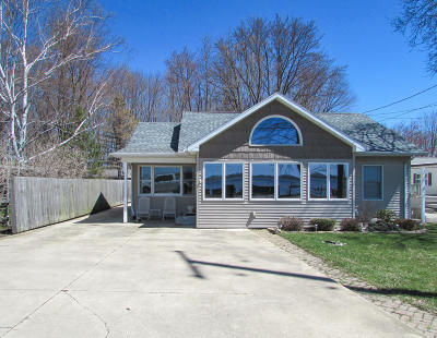 Coldwater MI Single Family Home For Sale: $339,000