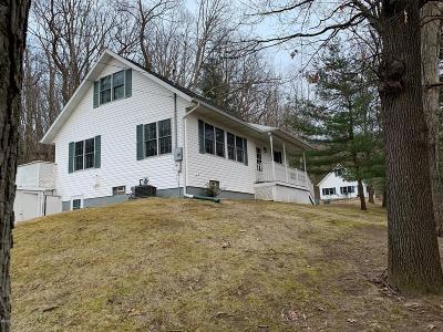Single Family Home For Sale: 5590 Chauncey Drive NE