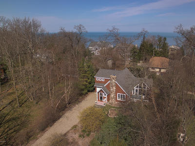 New Buffalo Single Family Home For Sale: 11567 Riviera Drive