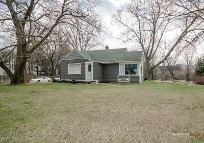 Spring Lake Single Family Home For Sale: 17489 Ridge Avenue