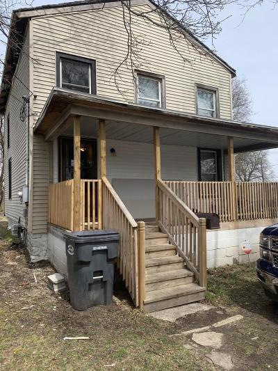 Kalamazoo Multi Family Home For Sale: 137 E Frank Street