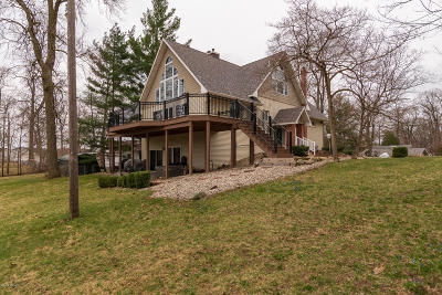 Barry County Single Family Home For Sale: 5174 Walnut Ridge