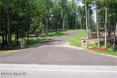 Antrim County, Benzie County, Charlevoix County, Clare County, Emmet County, Grand Traverse County, Kalkaska County, Lake County, Leelanau County, Manistee County, Mason County, Missaukee County, Osceola County, Roscommon County, Wexford County Residential Lots & Land For Sale: Glen Wood