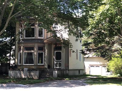 Ludington Single Family Home For Sale: 205 N Gaylord