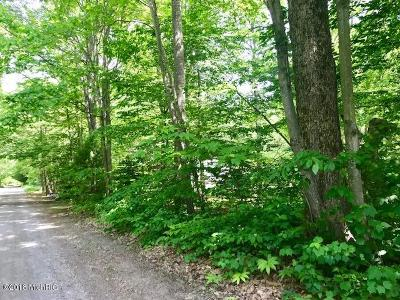 Antrim County, Benzie County, Charlevoix County, Clare County, Emmet County, Grand Traverse County, Kalkaska County, Lake County, Leelanau County, Manistee County, Mason County, Missaukee County, Osceola County, Roscommon County, Wexford County Residential Lots & Land For Sale: 6545 W Beech Street